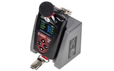 Lärmdosimeter Edge 4+