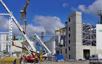 Die Baustelle im Blick: Der Guardian2 von Casella
