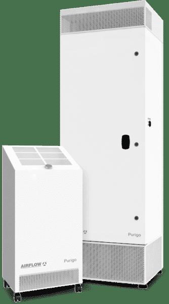 Artikelbild der Produktserie Luftreiniger Serie Purigo