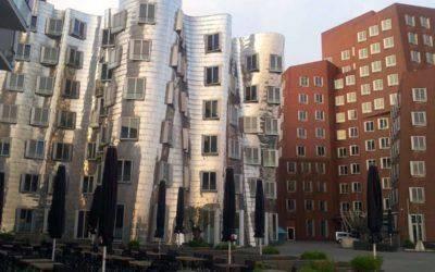 Gehry-Bauten, Zollhof Düsseldorf