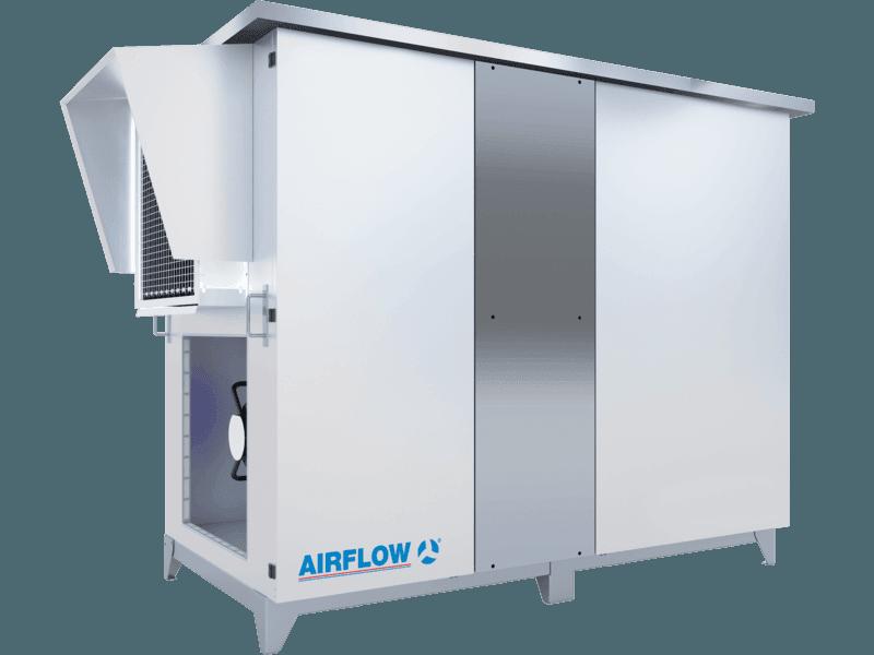 Artikelbild des Lüftungsgeräts DUPLEX 4000 Roto-N
