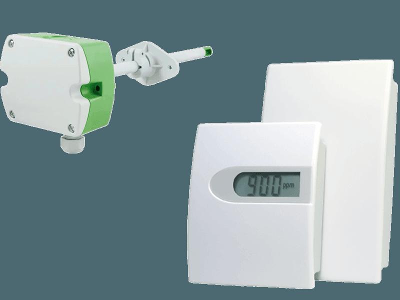 Messumformer IAQ 850
