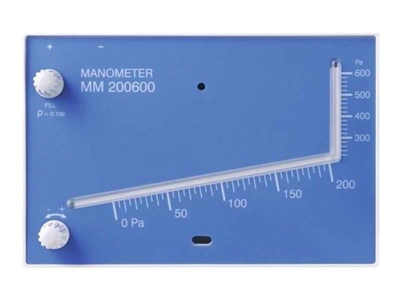 Artikelbild des Geräts Filterverlust-Manometer