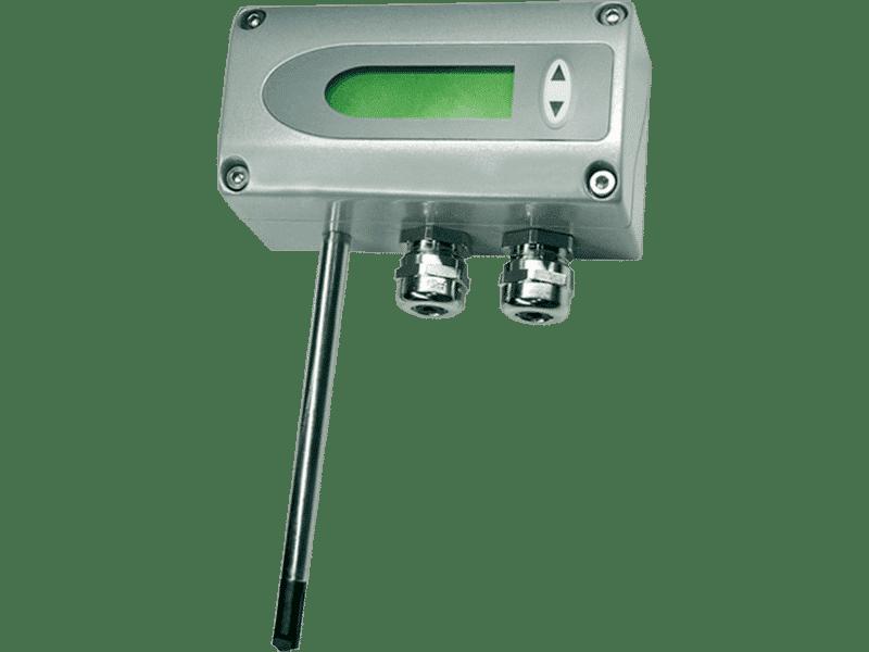 Strömungsmessumformer D12-75