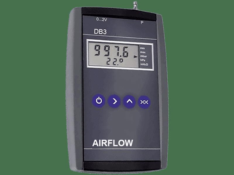 Artikelbild des Messgeräts Digital-Barometer DB 3