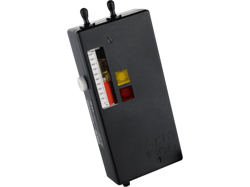 Artikelbild des Messgeräts Elektrisches Kontaktmanometer EKM 1000 – 230 V AC