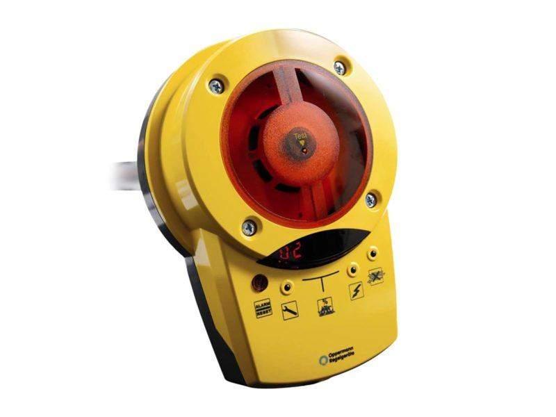 Artikelbild des Geräts Kanalrauchmelder KRM-1