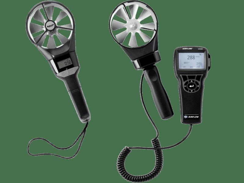 Artikelbild der Produktserie Flügelrad-Anemometer LCA