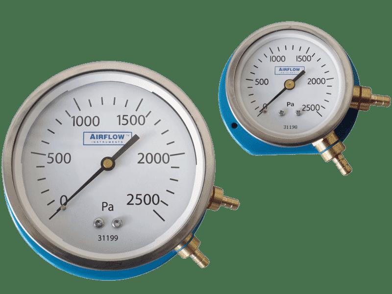 Artikelbild der Produktserie Zeigermanometer
