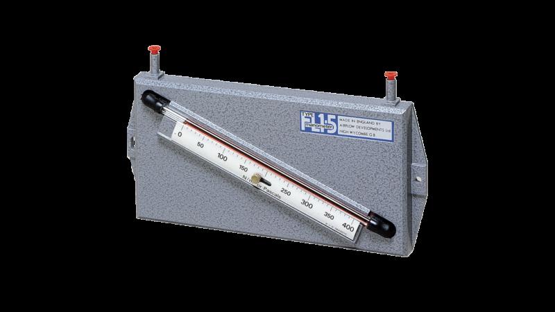 Artikelbild des Messgeräts Filterverlustmanometer FL 40