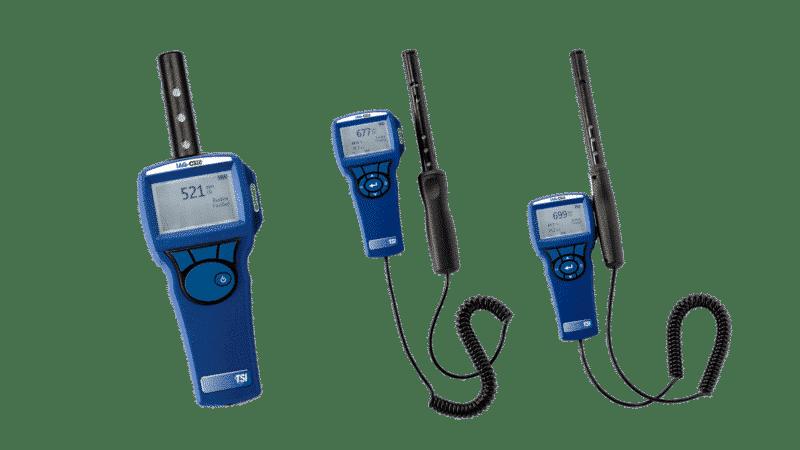 Artikelbild der Produktserie IAQ-Messgeräte IAQ 75xx