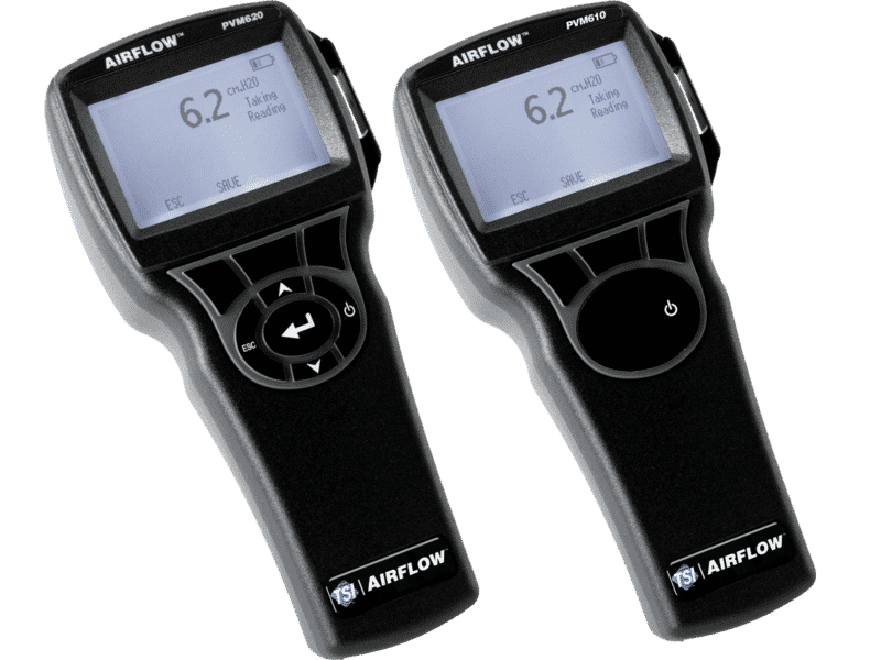 Mikromanometer PVM