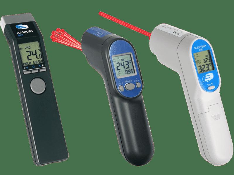 Artikelbild der Produktserie Infrarot-Thermometer Scan