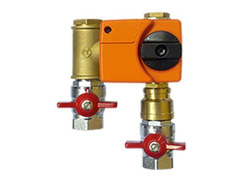 Artikelbild des Geräts Regelzentrale der KW-Luftkühler