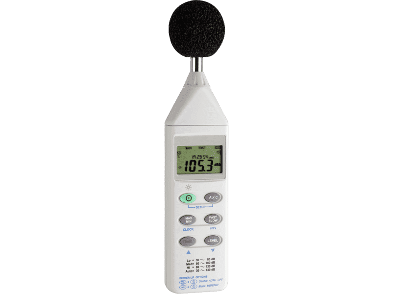 Schallpegelmesser SL-322