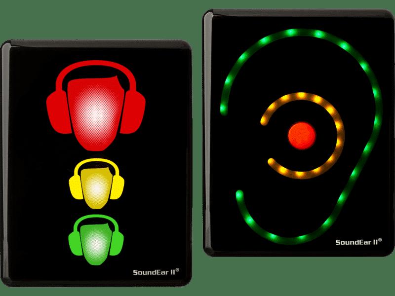 Lärmampeln SoundEar II Serie