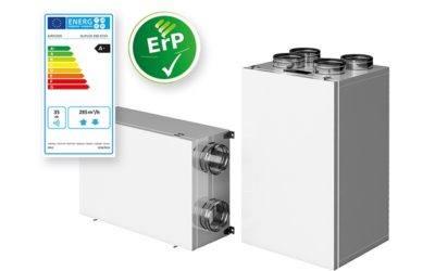 Airflow präsentiert neue Wohnungslüftungsgeräte