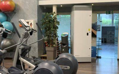 Fitnessstudio, Aurich